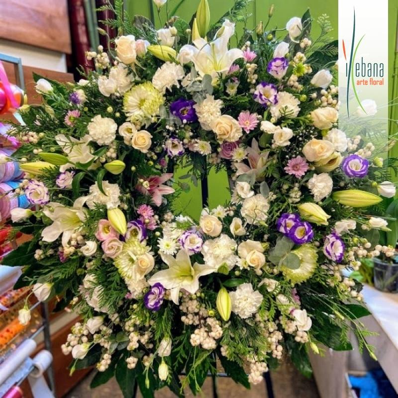 Corona de funeral